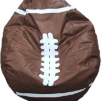 FOOTBALL BEANBAG NEW