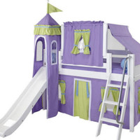 Anastasia's Castle Loft Bed