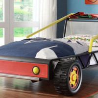 Scarlett Runner Race Car Bed