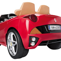 Luxury Toys - Luxury Toy Cars For Kids -Feber Ferrari California 12v Car-LollipopMoon.com only $549.00 - Luxury Toys