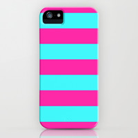 Stripe 1 iPhone & iPod Case by KrashDesignCo.