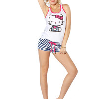 Papaya Clothing Online :: QUTY KITTY GRAPHIC PAJAMA