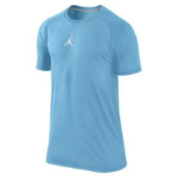 The Jordan Dri-FIT Dominate Fitted Men's Training T-Shirt.
