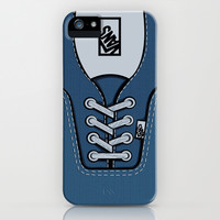 blue Vans shoes apple iPhone 3, 4 4s, 5 5s 5c, iPod & samsung galaxy s4 case cover