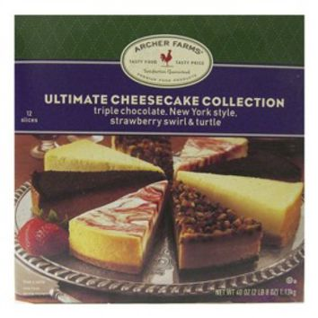 Archer Farms Cheesecake Collection - 9 in. 40 oz.