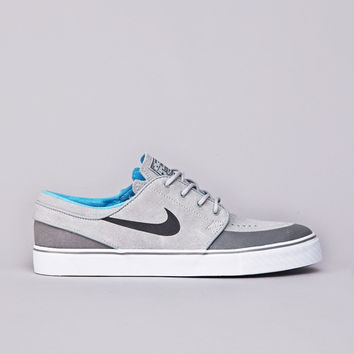 Flatspot - Nike SB Stefan Janoski PR SE Base Grey / Black - Medium Base Grey