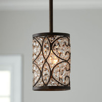 Crystalline Mini Pendant Light