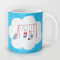 The Fault in Our Stars #5 Mug by Anthony Londer