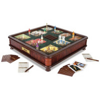 The 3D Clue Game