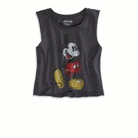 LST & FND MICKEY MOUSE MUSCLE TANK