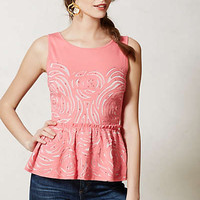 Everlasting Peplum Top