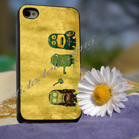 minion the avenger Case For iPhone 4/4s, iPhone 5/5S/5C, Samsung S3 i9300, Samsung S4 i9500 *rafidodolcasing*