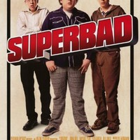 Superbad Group Movie Poster