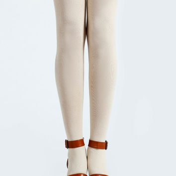 Tilly Knitted Soft Tights