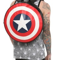 Marvel Captain America Shield Backpack