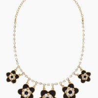 MOD FLORAL graduated necklace - kate spade new york