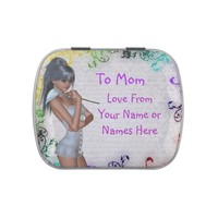Pretty modern personalized mothers day