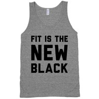 Fit Is The New Black