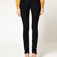 ASOS | ASOS Indigo Matelot Jeggings at ASOS