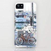Living on the Go iPhone & iPod Case by RichCaspian