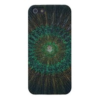 Cosmic eye psychedelic phone case