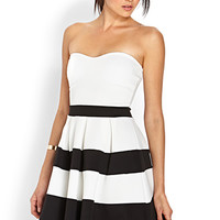 Lovely Lady Strapless Dress