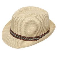 Fiesta Band Fedora | Wet Seal