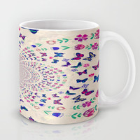 Fly Away Mug by Laura Santeler