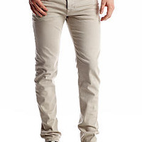 Calvin Klein Jeans Putty Skinny Denim