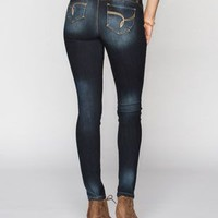 YMI Wanna Betta Butt Womens Skinny Jeans