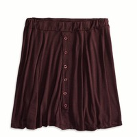 HI-RISE CIRCLE SKIRT MADE IN ITALY BY AEO