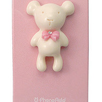 Alice Pastel Special Honey Bear Case for iPhone 4 / 4S - Pink