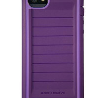 Body Glove iPhone 4/4S ShockSuit Case - Plum / Lavender