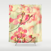 morning light Shower Curtain by Sylvia Cook Photography