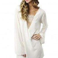 Bohemian Dreamer Dress Ivory