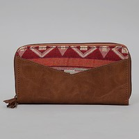Southwestern Embroidered Wallet