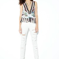 Whitney Garden Top - New Arrivals