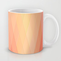 Re-Created Vertices No. 16 Mug by Robert S. Lee