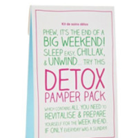 For Her : For Her : Detox Pamper Pack | Build a Basket, Gift Baskets & More | Gift Baskets | buildabasket.com | (201) 385-7323