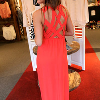 Show Stopper Maxi {Red}