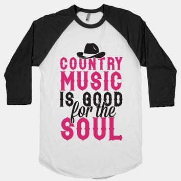 Country Music Is Good For The Soul