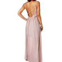 Pre-Order Blush Relax Maxi Dress