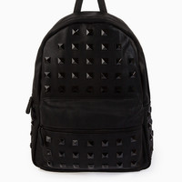 Accents Studded All Over Backpack $58