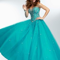 Mori Lee 95109 Prom Dress - PromDressShop.com