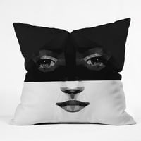 Three Of The Possessed Luna Throw Pillow