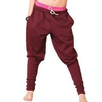 Adult and Child Harem Sweatpants,UC2004BLKM,Black,Medium