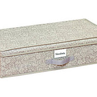 Underbed Storage Box, Damask