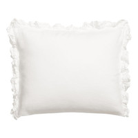 Linen pillowcase - from H&M