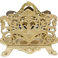 Ornate Letter Holder