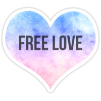 Free Love Heart Soft Punk